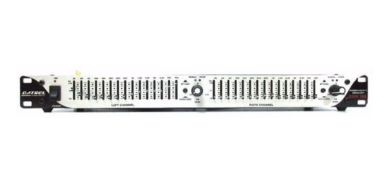 Equalizador Grafico Datrel Eqw 152 C/ Nfe