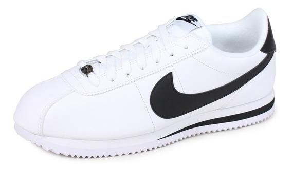 Tenis Nike Clasico Cortez Retro 1972 Original Piel Genuina M