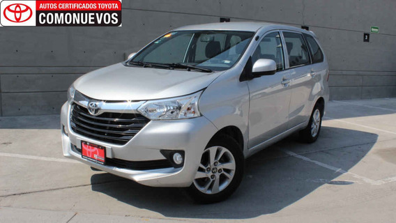 Toyota Avanza 2018 5p Xle L4/1.5 Aut
