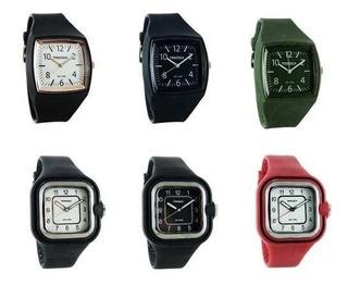 Reloj Deportivo Tressa,original,color Negro,wr100.