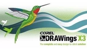 Corel Drawings X3 + Corel Draw X3