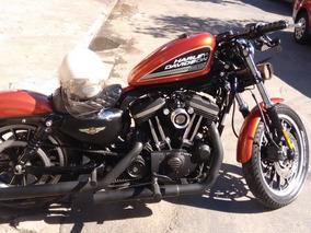 Harley Davidson Iron 883 883r Bandida