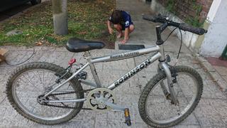 Bicicleta Rodado 16 Robinson Mountain Bike Permuto