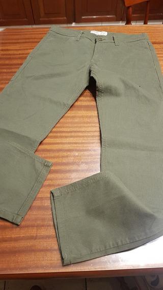 Pantalon Fantasia Calyx Con Rayitas T M