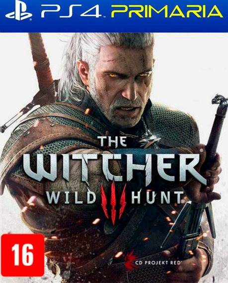 The Witcher 3 Ps4 - Original 1