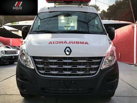 Renault Master L2h2 Ambulancia Uti
