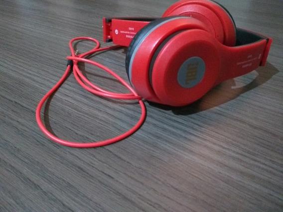 Fone De Ouvido Jbl B460 Bluetooth - Com Aux. P2 + Fm E Sd