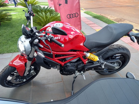 Ducati Monster 797 Zerada