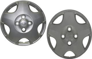 Tapon Rueda Chevy Todos C3 De 2009 A 2012 Gm Parts ( 1 Pz )