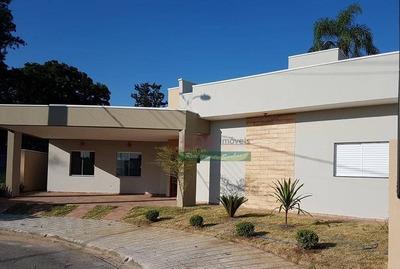 Excelente Casa No Condominio Morada Do Visconde Em Tremembé - 3 Dormitórios ,sendo 1 Suíte Com Closet - Ca2027
