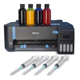 Impresora Sublimacion Epson L1110 Incluye Tinta Sublimar