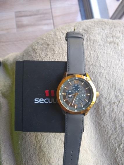 Relógio Seculus Original Com Caixa