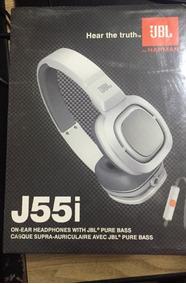 Fone De Ouvido On Ear J55i