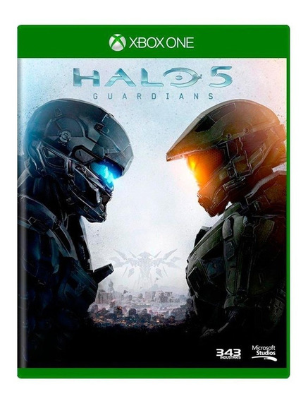 Halo 5 Guardians Xbox One Mídia Física Pronta Entrega