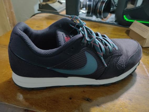Tênis Nike Md Runner 2 Se Tamanho 41 Original - Roxo