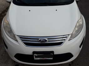 Ford Fiesta 1.6 Se 5vel Sedan Mt 2013