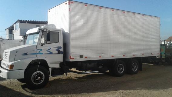 Mb 1620 Truck Baú