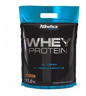 Suplemento Whey Protein 1,8kg 17 Protein Atlhetica