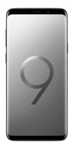 Imagem 1 de 4 de Samsung Galaxy S9 Plus 64gb Cinza Bom - Celular Usado