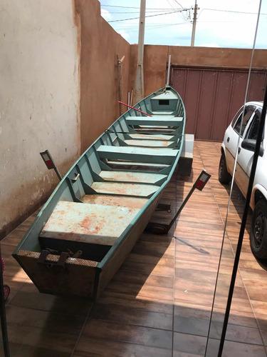 Canoa 7 Metros Borda Baixa