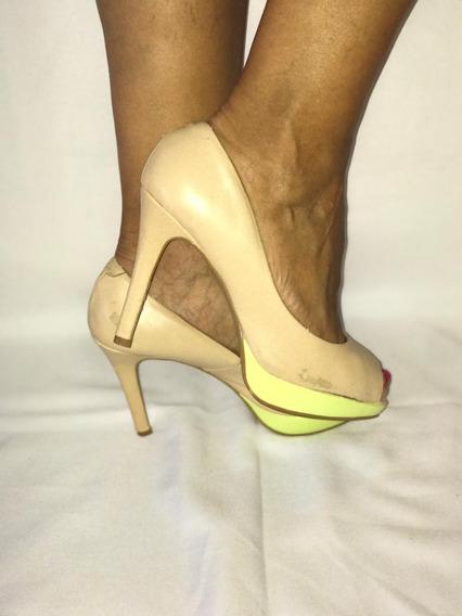 Zapatos Beira Rio Conforto