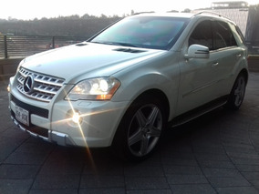 Blindada Mercedes-benz Clase Ml 500 Nivel 3 Plus Impecable