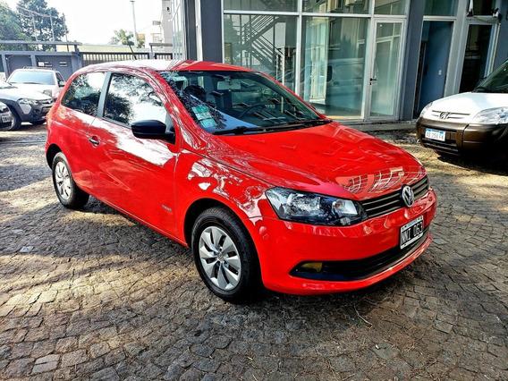 Volkswagen Gol Trend 1.6 Pack I 3 Ptas. 2014 49.000km Fcio.