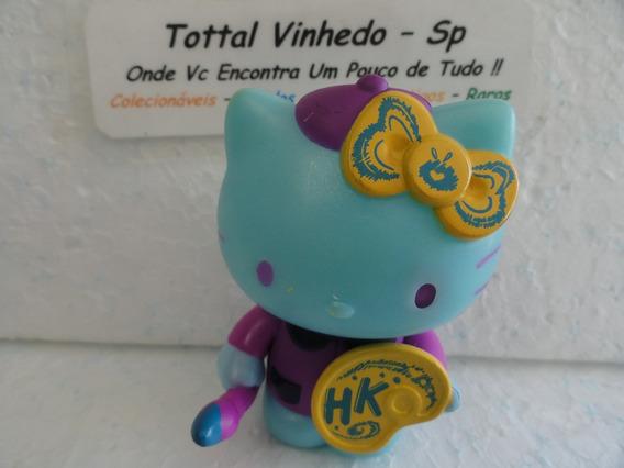Boneca Da Hello Kitty Pintora *