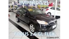 Ford Focus 1.6 Gl 8v Flex 4p Manual