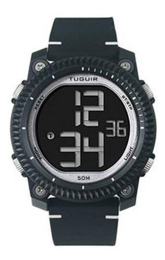 Relógio Masculino Tuguir Digital Tg6020 - 1 Ano Garantia