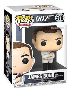 Funko Pop James Bond 007 518 Original Scarlet Kids