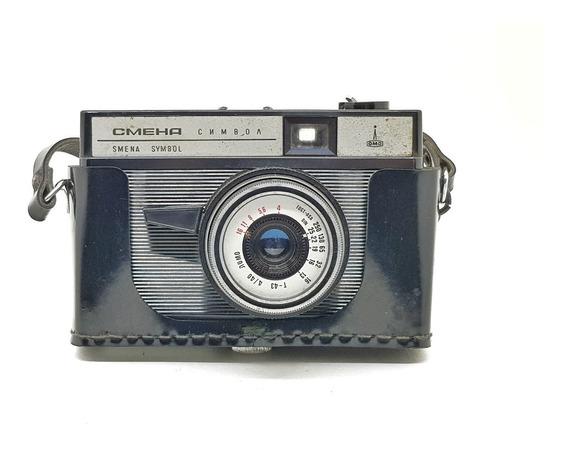 Lomo Smena Symbol Câmera Analógica Soviética De Filme 35mm