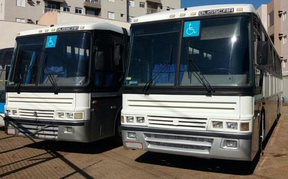 Onibus Rodoviario Busscar El Bus 340
