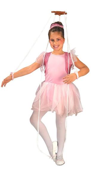 Disfraz Ballerina Puppet Niña