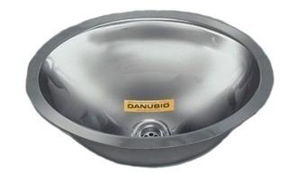 Bacha Cocina Simple Danubio Dom33 Acero Inoxidable Lavatorio