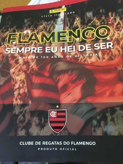 Álbum Do Flamengo Completo Capa Dura