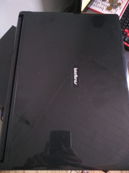 Notebook Intelbras Core 2 Duo T6500
