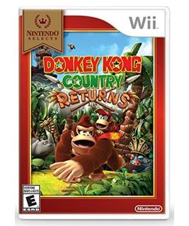 Selecciones De Nintendo: Donkey Kong Country Returns