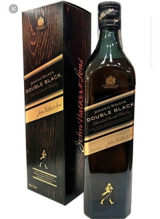 Johnnie Walker Double Black Whisky.