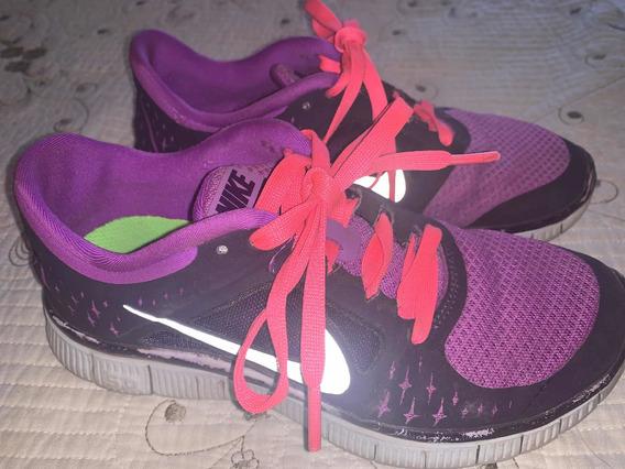 Zapatillas Nike Mujer Preciosas!!! Talle 35