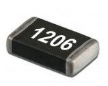 100x Resistor Smd 1206 - 10k 5% 1/4w