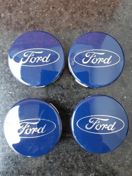 Calota Central Roda Ford Fiesta