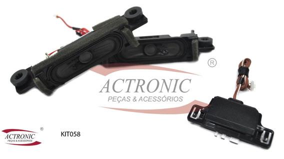 Kit Alto Falante + Sensor Comando Panasonic Tc-40c400b
