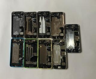 Lote Conector De Carga iPhone 5/5s/5c