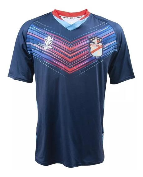 Camiseta Arsenal De Sarandi De Niños Nuevo Modelo Sportlyon