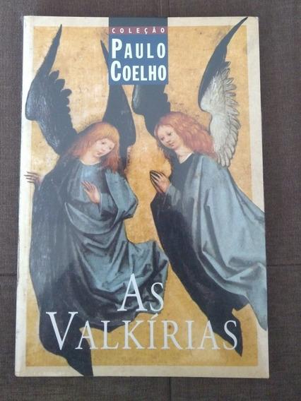 Livro - As Valkírias - Paulo Coelho