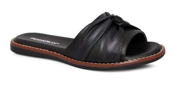 Chinelo Piccadilly 505039 Preto