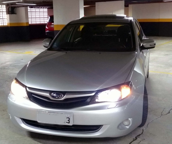 Subaru Impreza 2.0 Awd Automático - 2010