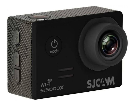 Filmadora Sjcam Sj5000x Elite Prova Dagua Wifi 4k Action Cam
