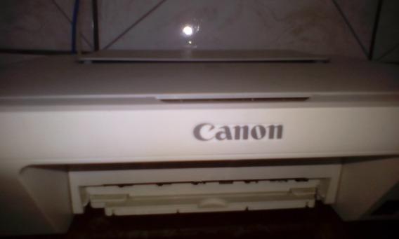 Impressora Multifuncional Canon Mg2410 Cinza Sem Cartucho